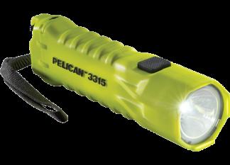Intrinsically Safe Flashlight