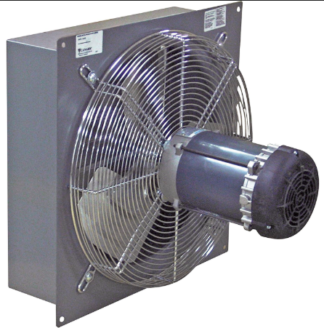explosion proof fan side back view explosion proof exhaust fan