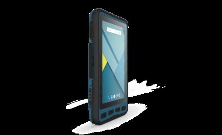 Intrinsically Safe Lumen X7 tablet side view