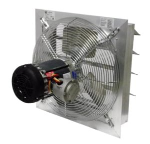 Axial Explosion Proof Fan Canarm AX20-4 Inch Fan Size exhaust fan