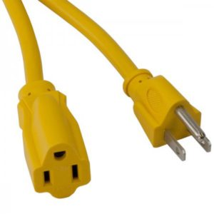 Bayco 25' Extension Cord w Single Outlet - 13amp SL-725 Main image