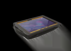Ecom Tab-Ex Pro Leather Case LC TPRO X2