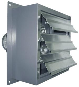 Explosion Proof Fan Canarm SD12-XPF - 12 Inch Fan Size wall mount