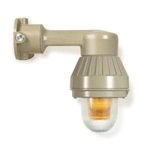 Explosion Proof Lighting Tomar 3150BEP - Wall Mount Strobe, 12-74 VDC