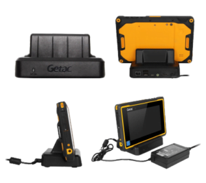Getac ZX70 Office Dock