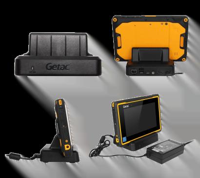 Getac ZX70 Office Dock