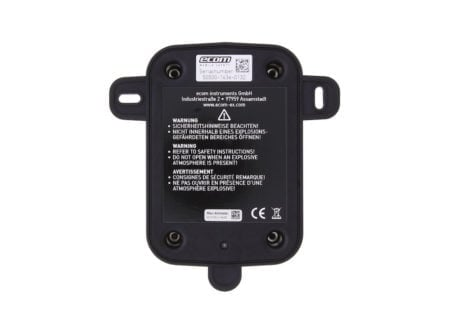 Intrinsically Safe Beacon Loc-Ex 01 Back Side ATEX Certified