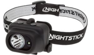 Intrinsically Safe Dual-Light® Multi-Function Headlamp Nightstick NSP-4608B Main