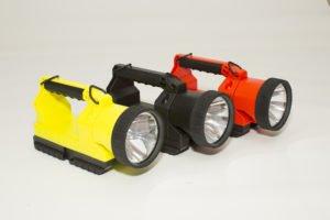 Intrinsically-Safe-Flashlight-Koehler-Brightstar-LightHawk-LED-Gen-II-Class-I-Div-I