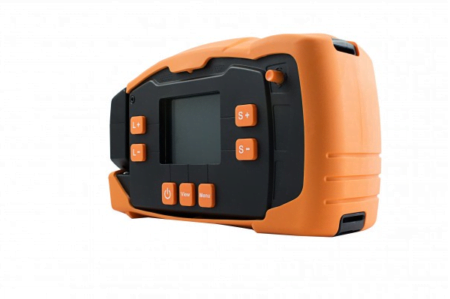 Intrinsically Safe Camera TC7000 CorDEX Side View with Buttons
