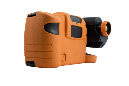 Intrinsically Safe Camera TC7000 CorDEX Sideview without Buttons