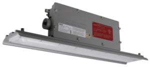 Intrinsically Safe Light 40 Watt LED Linear Nicor - XPL1B040U50GR Proteus
