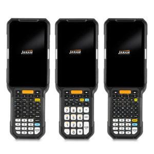 Intrinsically Safe Mobile Computer Janam XG4 Main Image