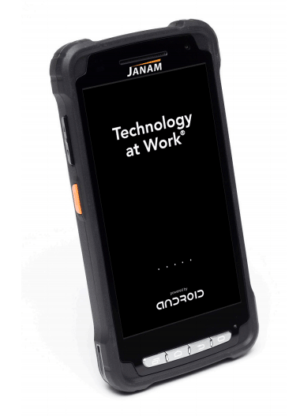 Intrinsically Safe Mobile Computer Janam XT3