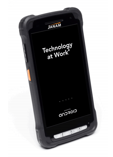 Intrinsically Safe Mobile Computer Janam XT3