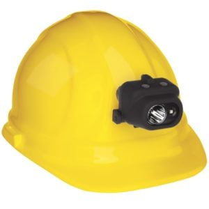 Intrinsically Safe Multi Function Clip-On LED Headlamp Nightstick NSP-4608BC Main image