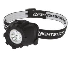 Intrinsically Safe Multi-Function Headlamp - Black Nightstick NSP-4605B Main image