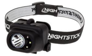 Intrinsically Safe Multi Function LED Headlamp Nightstick NSP-4610B Main image
