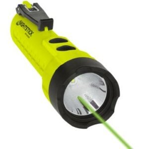 Intrinsically Safe Non-Rechargeable Flashlight with Green Laser Nightstick XPP-5422GXL main image