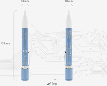 Intrinsically Safe Pencil Ecom Magnet-Ex 12 dimensions and size