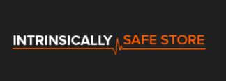 Intrinsically Safe Store Logo hi black background