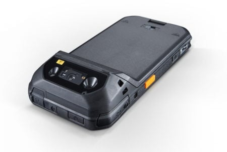 Intrinsically Safe Tablet Panasonic FZ-N1 Back View
