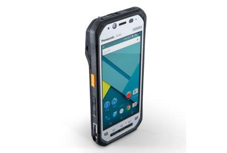 Intrinsically Safe Tablet Panasonic FZ-N1 Side Image
