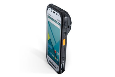 Intrinsically Safe Tablet Panasonic FZ-N1 Side View