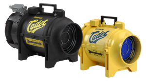 Intrinsically Safe Ventilator COPPUS Cadet
