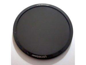 Intrinsically Safe Xenide 356nm UV Filter