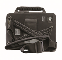 Intrinsically Safe iPad 10.2in Case ATEX Zone 2 (8th gen) Back view