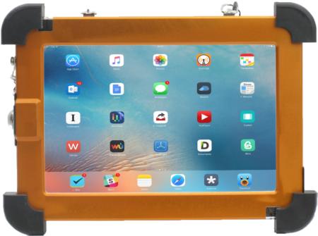 Intrinsically Safe iPad Mini 5 Case ATEX Zone 1 Front ImageIntrinsically Safe iPad Mini 5 Case ATEX Zone 1 Front Image