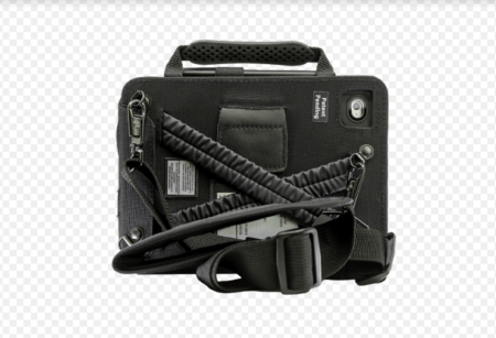 Intrinsically Safe iPad Pro 11in' 2nd Generation Case ATEX Zone 2 Back image 2