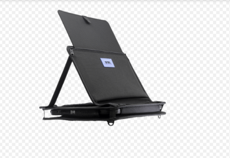 Intrinsically Safe iPad Pro 11in' 2nd Generation Case ATEX Zone 2 side view