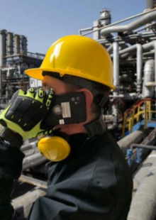 Intrinsically Safe iPhone 12 mini ATEX Zone 2 Used in the field