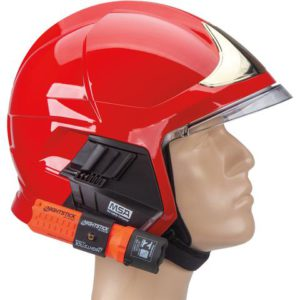 Nightstick Rotating Mount for 5418 and 2420 for European MSA Helmets NS-HMC8B Main image