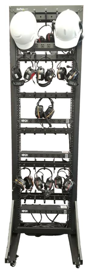 Sensear Charging Rack Main Image
