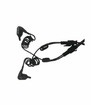 Sensear Replacement Earbuds for Double Protection Headsets-Main Image