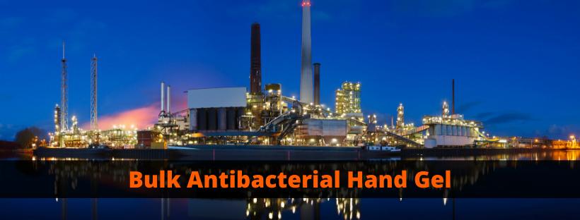 Bulk Antibacterial Hand Gel