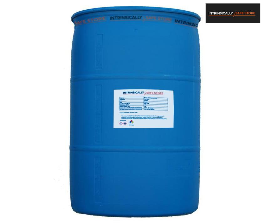 Bulk Hand Sanitiser 55 Gallon Drum Barrel