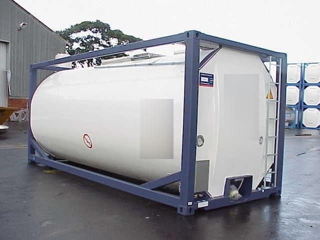 Bulk Hand Sanitiser Rail Car Tanker
