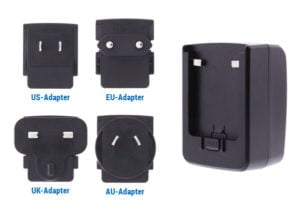 Ecom Tab-Ex 02 DZ2 Travel Charger TC ID01 Main Image of Charger