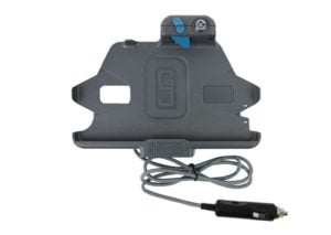 Ecom Tab-Ex 02 DZ2 Vehicle Cradle with Cigarette Adapter Image
