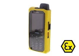 Ex-Handy 09 LC H09 Leather Case, yellow