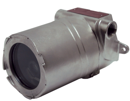 Explosion Proof CCTV Camera IVC AMZ-HD41-2 X-Series Image in Grey