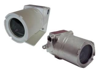 Explosion Proof CCTV Camera IVC AMZ-HD41-2 X-Series Main Image 2 Colors