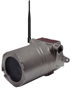 Explosion Proof CCTV Camera IVC AMZ-HD42-1 Main Image of Wireless Camera