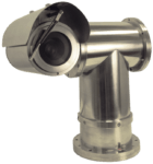 Explosion Proof CCTV Camera IVC APTZ-3045-04 X-Series Product Image 2 front