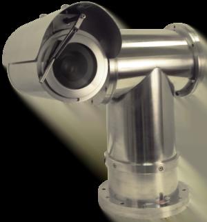 Intrinsically Safe CCTV Camera