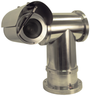 Explosion Proof CCTV Camera IVC APTZ-3045-07 X-Series Main Image Angle